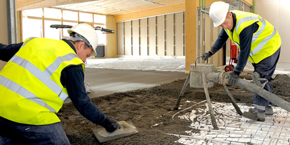underfloor heating installers